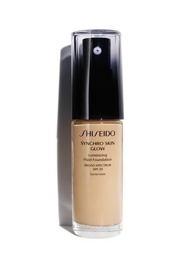 Shiseido Shiseido Smk Synchro Skin Glow SPF20 Luminizing FD Altuni 4 Fondöten 30 ml Renksiz